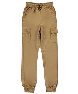 "Evolution In Design Big Boys' ""Cargo-Styled"" Jogger Pants (Sizes 8 – 20) - CookiesKids.com"
