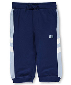 "Sean John Little Boys' ""Fielder"" French Terry Joggers (Sizes 4 – 7) - CookiesKids.com"