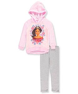 Disney Elena of Avalor Little Girls' 2-Piece Outfit (Sizes 4 – 6X) - CookiesKids.com