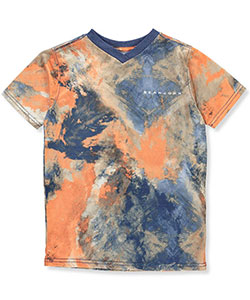Sean John Boys' V-Neck T-Shirt - CookiesKids.com