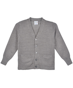 Elderado 2-Pocket Unisex Cardigan (Sizes 8 - 20) - CookiesKids.com