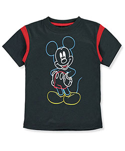 "Mickey Mouse Little Boys' ""Artist Sketch"" T-Shirt (Sizes 2T – 5T) - CookiesKids.com"