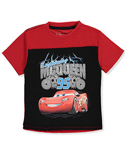 "Disney Cars Little Boys' Toddler ""McQueen 95"" T-Shirt (Sizes 2T – 5T) - CookiesKids.com"