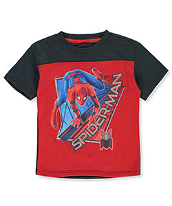 "Spider-Man Little Boys' Toddler ""High Alert"" T-Shirt (Sizes 2T – 5T) - CookiesKids.com"