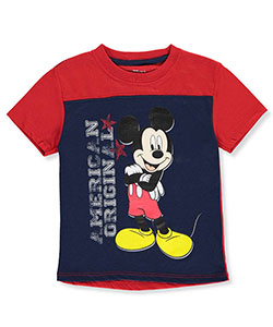 "Mickey and the Roadster Racers Little Boys' Toddler ""Original"" T-Shirt (Sizes 2T – 5T) - CookiesKids.com"