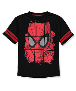"Spider-Man Little Boys' ""Stakeout"" T-Shirt (Sizes 4 – 7) - CookiesKids.com"