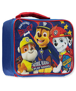 "Paw Patrol ""A Pawfect Team"" Insulated Lunchbox - CookiesKids.com"