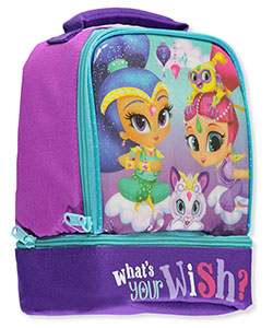 "Shimmer and Shine ""What's Your Wish?"" Insulated Lunchbox - CookiesKids.com"