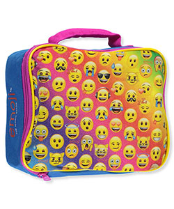 "Emoji ""Rainbow Emotions"" Insulated Lunchbox - CookiesKids.com"