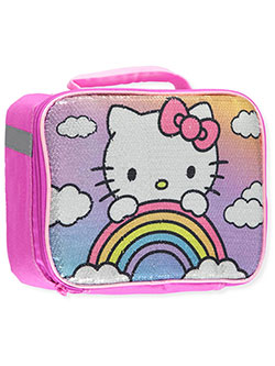 "Hello Kitty ""Rainbow Embrace"" Insulated Lunchbox - CookiesKids.com"