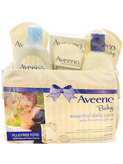 Aveeno Essential Daily Care 6-Piece Gift Set - CookiesKids.com