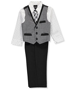 TFW Baby Boys' 4-Piece Vest Set - CookiesKids.com