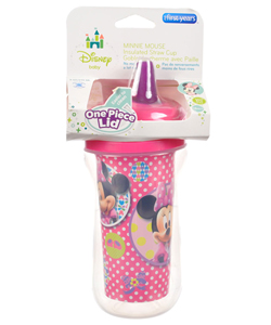 "Minnie Mouse ""Dotty"" Sippy Cup (9 oz.) - CookiesKids.com"