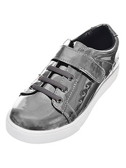 GC Shoes Girls' Patent Low-Top Sneakers (Youth Sizes 13 – 5) - CookiesKids.com