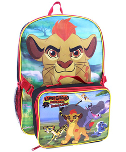 "The Lion King ""Defending the Pridelands"" Backpack with Lunchbox - CookiesKids.com"