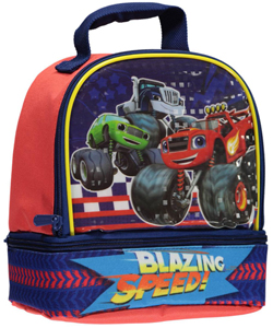 "Blaze and the Monster Machines ""Blazing Speed"" Insulated Lunchbox - CookiesKids.com"