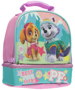 "Paw Patrol ""Best Pup Pals"" Insulated Lunchbox - CookiesKids.com"