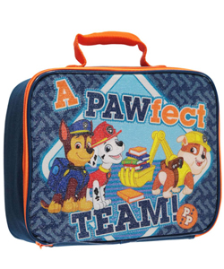 "Paw Patrol ""Pawfect Team"" Insulated Lunchbox - CookiesKids.com"