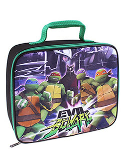 "Teenage Mutant Ninja Turtles ""Evil Beware"" Insulated Lunchbox - CookiesKids.com"