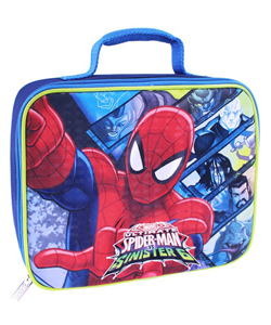 "Spider-Man ""Sinister 6"" Insulated Lunchbox - CookiesKids.com"