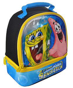 "SpongeBob Squarepants ""Underwater Sensation"" Insulated Lunchbox - CookiesKids.com"