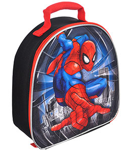 "Ultimate Spider-Man ""First Web"" Insulated Lunchbox - CookiesKids.com"