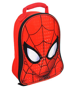 "Ultimate Spider-Man ""Close-Up"" Insulated Lunchbox - CookiesKids.com"