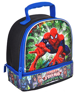 "Ultimate Spider-Man ""Sinister 6"" Insulated Lunchbox - CookiesKids.com"