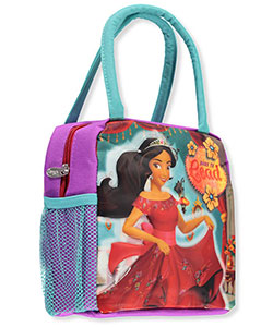 "Disney Elena of Avalor ""Born to Lead"" Insulated Tote Lunchbox - CookiesKids.com"