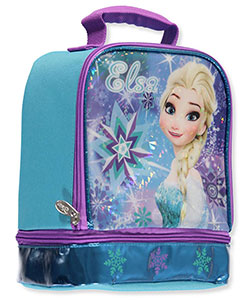 "Disney Frozen ""Elsa Snowflake Shimmer"" Insulated Lunchbox - CookiesKids.com"