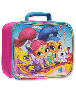 "Shimmer and Shine ""Bejeweled Friends"" Insulated Lunchbox - CookiesKids.com"