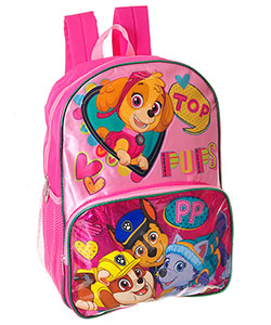 Paw Patrol Backpack - CookiesKids.com