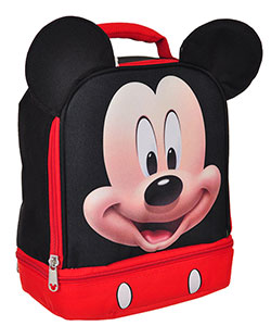 Mickey Mouse Insulated Lunchbox - CookiesKids.com