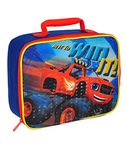 Blaze and the Monster Machines Insulated Lunchbox - CookiesKids.com