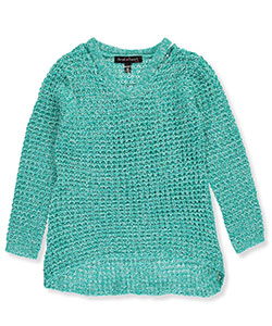 Derek Heart Big Girls' Sweater (Sizes 7 – 16) - CookiesKids.com