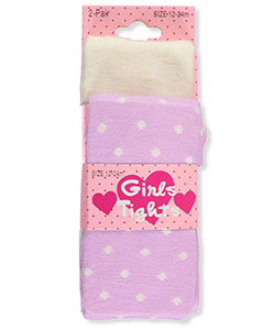 Girls Tights Baby Girls' 2-Pack Knit Tights - CookiesKids.com