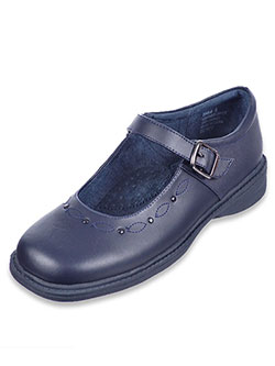 "Klix Girls ""Bead Eye"" Mary Janes (Youth Sizes 4 – 7) - CookiesKids.com"