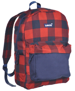 "Levi's ""Checkmate"" Backpack - CookiesKids.com"