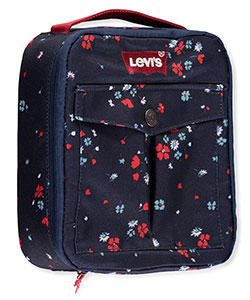 "Levi's ""Floral Treat"" Insulated Lunchbox - CookiesKids.com"