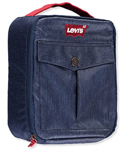 "Levi's ""Denim Styled"" Insulated Lunchbox - CookiesKids.com"