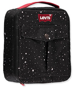 "Levi's ""Cosmic Splatter"" Insulated Lunchbox - CookiesKids.com"