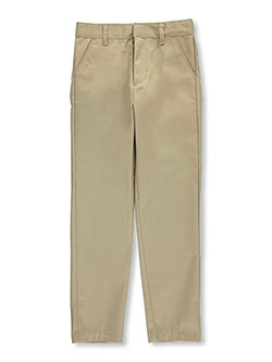 Galaxy Big Boys' School Uniform Slim Pants (Sizes 8 – 20) - CookiesKids.com