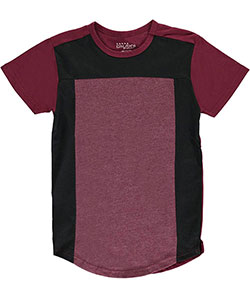"Galaxy by Harvic Big Boys' ""Frame Block"" T-Shirt (Sizes 8 – 20) - CookiesKids.com"