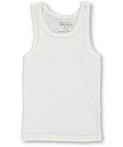 Galaxy by Harvic Big Boys' Ribbed Tank Top (Sizes 8 – 20) - CookiesKids.com