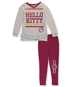 Hello Kitty Big Girls' 2-Piece Outfit (Sizes 7 – 16) - CookiesKids.com