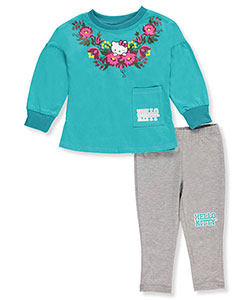 Hello Kitty Baby Girls' 2-Piece Outfit - CookiesKids.com