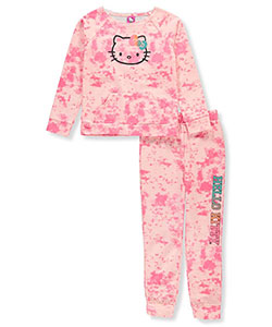 Hello Kitty Girls' 2-Piece Outfit - CookiesKids.com