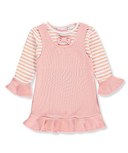 Teddyboom Baby Girls' Layer-Look Dress - CookiesKids.com