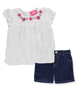 Girls Luv Pink Baby Girls' 2-Piece Outfit - CookiesKids.com