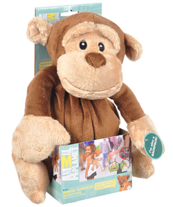 Animal Planet 2-in-1 Harness Backpack – Monkey - CookiesKids.com